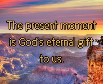 present is God's gift